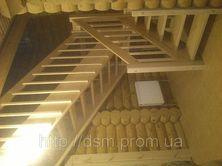 Лестница сосна