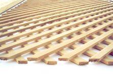 Решетка декоративная деревянная
