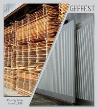 GEFEST - современные сушильные камеры и комплексы для сушки древесины высокого качества.