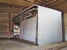 GEFEST DKB - «бюджетна» серія енергоефективних промислових сушильних камер для якісного сушіння деревини.