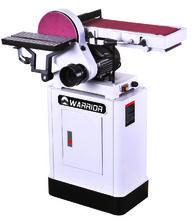 Шлифовальный станок диск / лента WARRIOR W0506